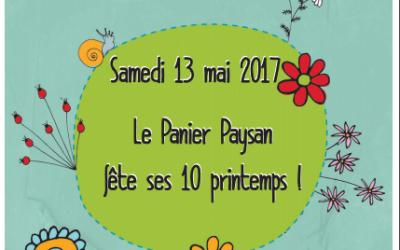 Accueil Paysan Aveyron : évènement samedi 13 mai 2017 !