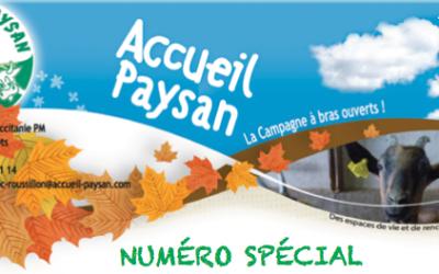 Le Journal d'Accueil Paysan Occitanie #26