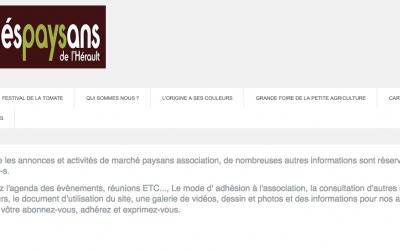 Association Marchés Paysans