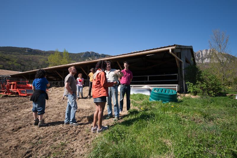 Réglementation du tourisme à la ferme