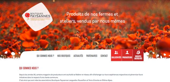 L'association des Boutiques Paysannes en Occitanie