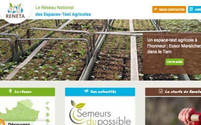 RENETA : Le Réseau National des Espaces-Test Agricoles