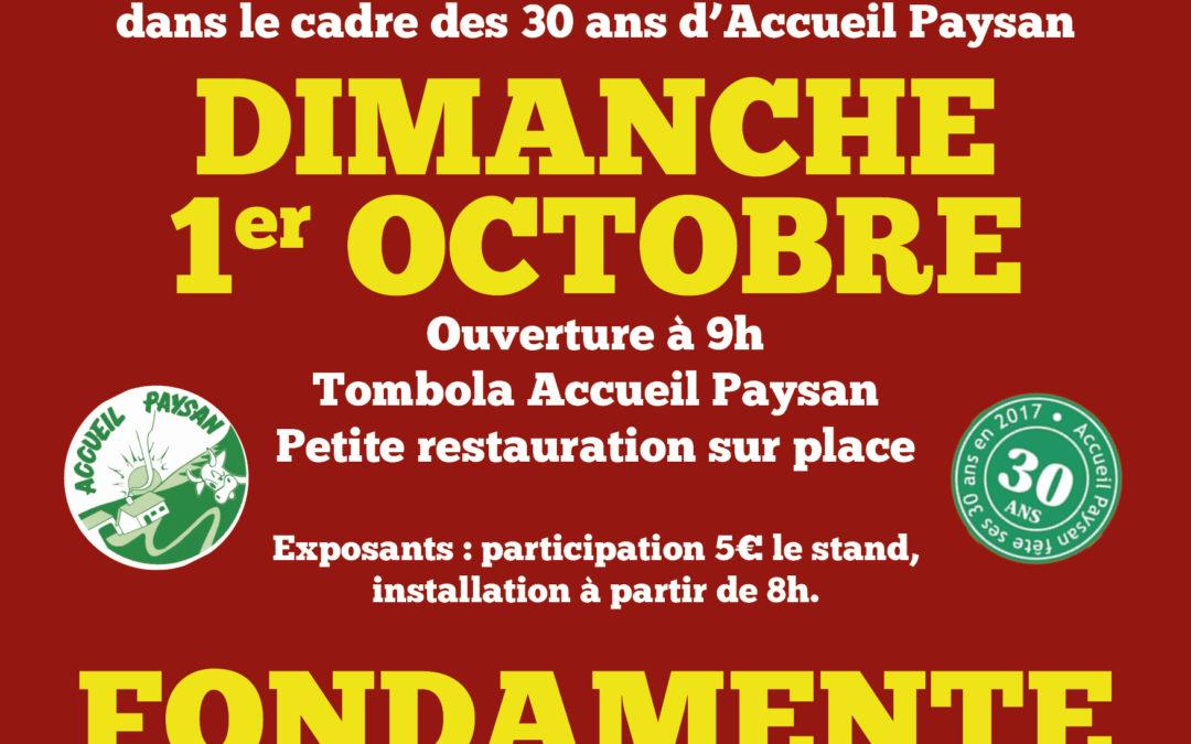 Brocante Paysanne en Aveyron