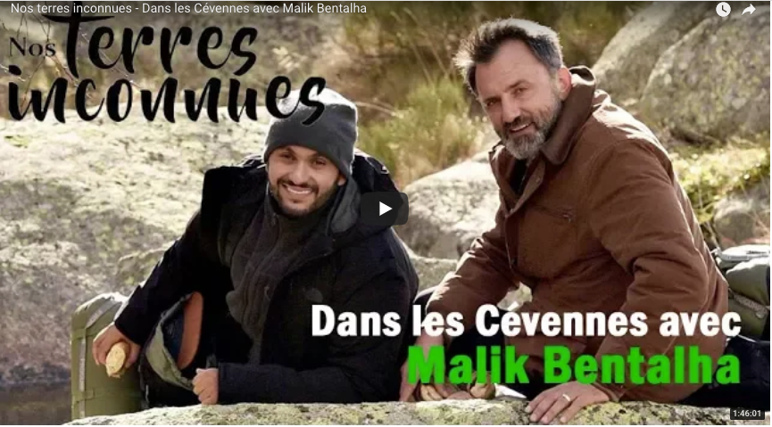 Nos Terres Inconnues en Cévennes : On parle de Nous !