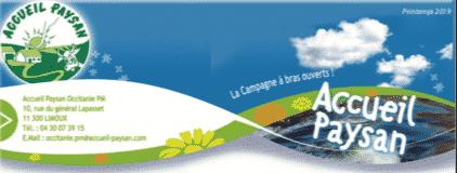 Journal d'Accueil Paysan Occitanie n°36