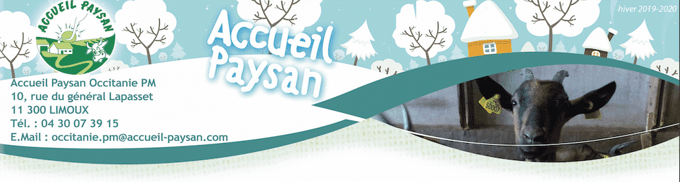 Journal d'Accueil Paysan Occitanie n°39