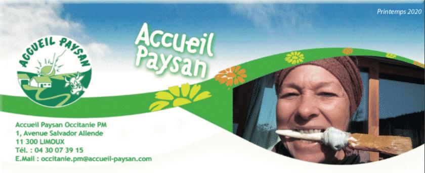 Journal d'Accueil Paysan Occitanie n°41