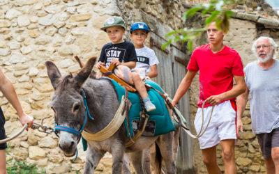 Vacances à la ferme en Occitanie