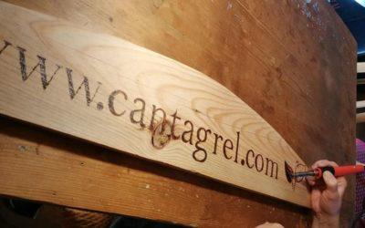 Le Mas de Cantagrel à St Cirq Lapopie dans le Lot