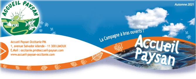 Le Journal d'Accueil Paysan Occitanie – N°46